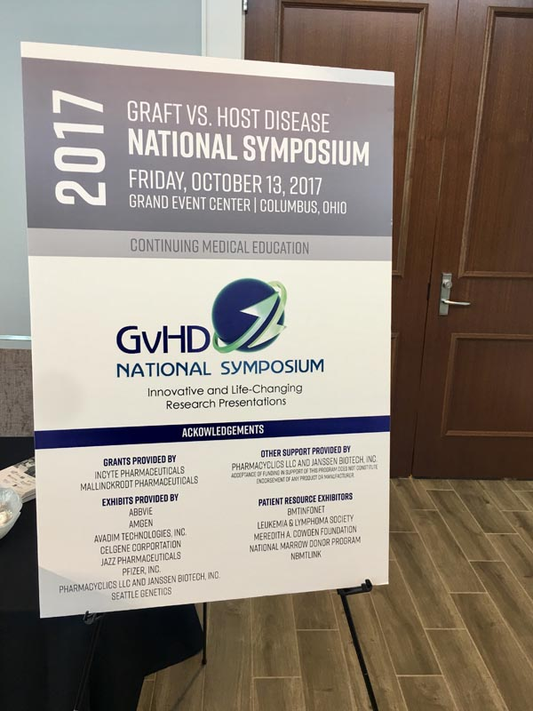 2019 8th Annual Graft vs  Host Disease Symposium - MAC